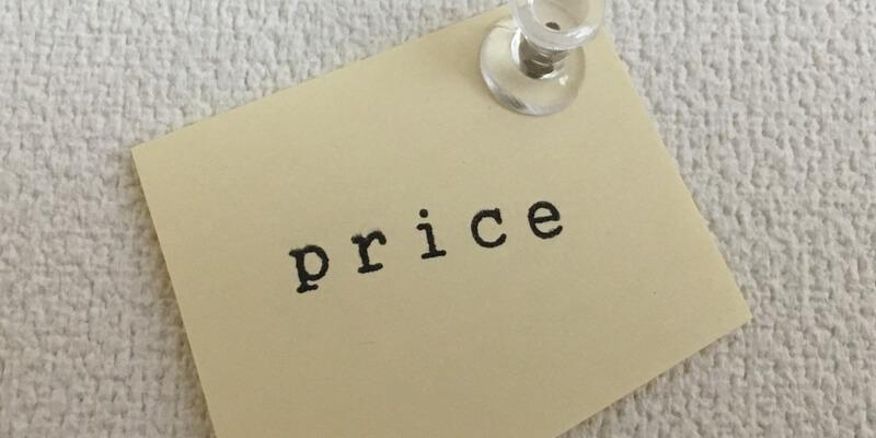 料金が相場価格に合っている